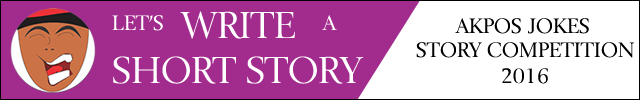 Enter story competition
