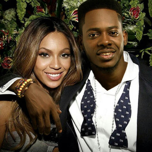 Adekunle Gold With Queen B